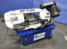Brand New Rong Fu Horizontal/Vertical Metal Cutting Bandsaw