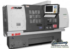 Brand New Atrump CNC Turning (Wheel - Rim) Flat Bed Lathe