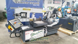 Brand New Hydmech Manual Horizontal SWIVEL Pivot Head Style Band Saw