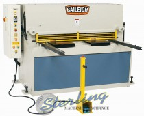 Brand New Baileigh Heavy Duty Hydraulic Shear