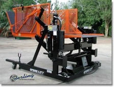 Brand New Superior Handling Equipment Speed-Lift Dock Lift
