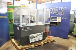 Brand New Atrump Space Saver 3 Axis CNC Machining Center W/ Automatic Tool Changer