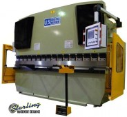 Brand New U.S. Industrial 2 Axis CNC Hydraulic Press Brake