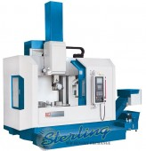 Brand New Knuth Vertical CNC Lathe