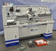 Brand New Birmingham Gap Bed Engine Lathe (Geared Head) Single Phase!