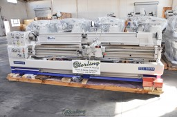 Brand New Birmingham Precision (Gap Bed) Engine Lathe