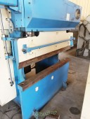 Used Atlantic Hydraulic Press Brake (NEEDS WORK, SOLD AS IS)
