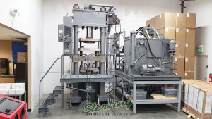 Used Best Press Hydraulic Powder Compacting Press (Up And Down Acting)
