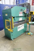 Used Piranha CNC Hydraulic Press Brake