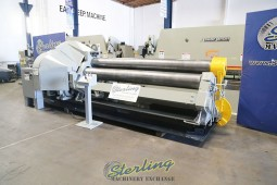 Used Bertsch Plate Roll With New Electrical Control ($12,000 Value)