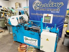 Used Jaespa Automatic Mitre Horizontal Bandsaw (Needs Work)
