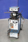 Used Miller DC Power Mig Welder with Millermatic Feeder