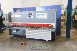 Used Atlantic Hydraulic Power Shear