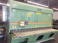 Used Accurshear Hydraulic Power Shear