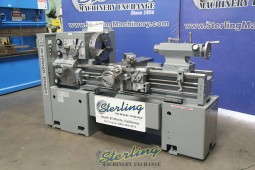 "Used Standard Modern Military Spec. Engine Lathe ""HEAVY DUTY, North American Made"""