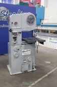 Used DoAll Vertical Bandsaw For Metal Cutting