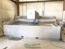 Used Flow CNC Water Jet (GUARANTEED by FLOW DEALER)