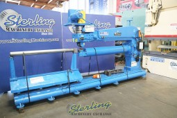 Used Airline Engineering & Welding Universal Combination Gantry Planisher
