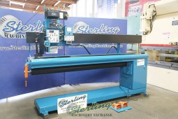 Used Jetline Engineering Longitudinal Seam Welder (Longitudinal Welder)