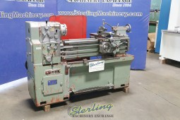 Used Cut King Gap Bed Engine Lathe (Mori-Seiki Copy)