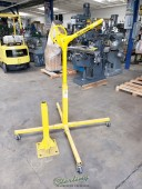 Used Sky Hook Portable Steel Crane Lifting Device