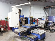 "Used Vanguard Table Type Horizontal Boring Milling Machine ""Low Hours"""
