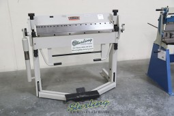 Brand New Baileigh Manually Operated Box & Pan (Finger) Brake