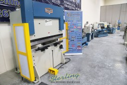 Used (Demo Machinery) Baileigh Hydraulic Press Brake
