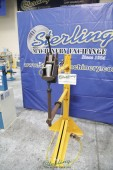 Used (Demo Machinery) BAILEIGH PNEUMATIC OPERATED PLANISHING HAMMER