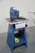 Used (Demo Machinery) BAILEIGH AIR OPERATED FIXED ANGLE SHEET METAL NOTCHER