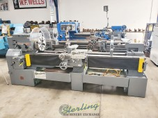 Used LeBlond Regal Gap Bed Lathe