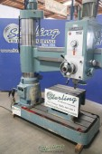Used Willis Bergo Bergonzi Heavy Duty Radial Drill