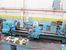 Used Heavy Duty Leblond Engine Lathe