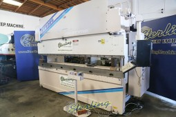 Used Wysong Hydraulic CNC Press Brake
