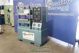 Used PHI Hydraulic Laminating Press, 4 Post Press (Rebuilt in 1999)