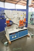 Used Baileigh Dual Operator, 5 Station Ironworker