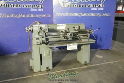Used Clausing Engine Lathe With Turret