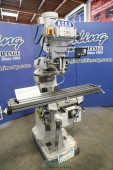 "Used Acra Vertical Milling Machine (Variable Speed) ""Bridgeport Copy"""