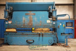 Used Cincinnati Hydraulic CNC Press Brake With Upgraded Control (Cincinnati Dealer Warranty)