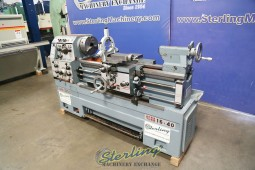 Used Acra Turn Namseon Gap Bed Engine Lathe