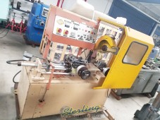 """Used Soco Non Ferrous Sawing Machine, With Fully Automatic Feed and Cutting Cycle 1/4"""" - 27"""".  Great for Brass, Aluminum and other Soft Materials"""