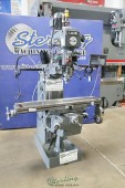 Used Lagun Vertical Milling Machine with Tooling