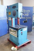 Used Doall Vertical Contour Bandsaw W/ Variable Frequency Inverter Speed Drive (Great Condition)