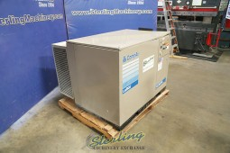 Compair By Leroi Rotary Screw Air Compressor With Sound Enclosure