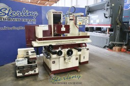 Used Chevalier (3 Axis Automatic) Precision Surface Grinder