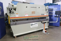 Used Accurpress CNC Hydraulic Press Brake (Guaranteed Machine)