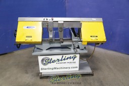 Used Portable Rutland Bandsaw with Casters