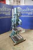 Used Arboga Geared Head Radial Arm Drill (Heavy Duty)