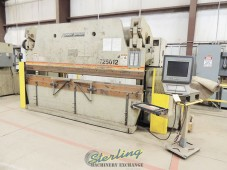 Used Accurpress Hydraulic CNC Press Brake (3 Axis CNC Control)