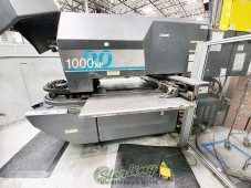 STRIPPIT CNC TURRET PUNCH PRESS  (LOADED WITH TOOLING)